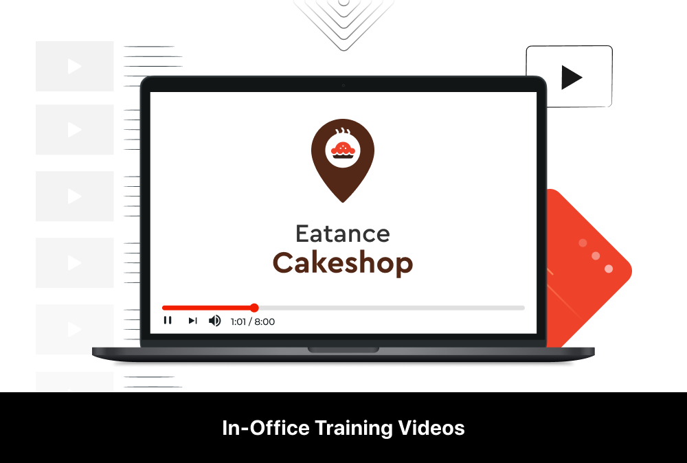cakeshop in-office training
