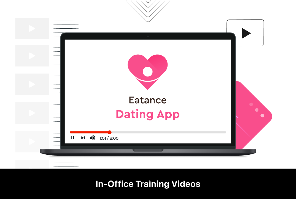 dating app in-office training