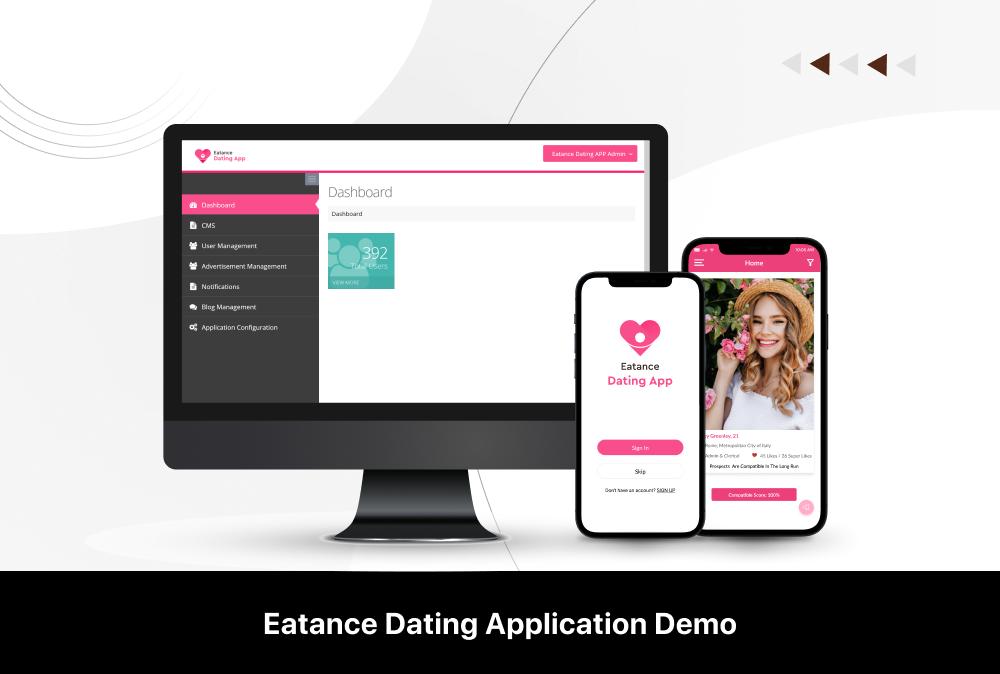 eatance dating app demo
