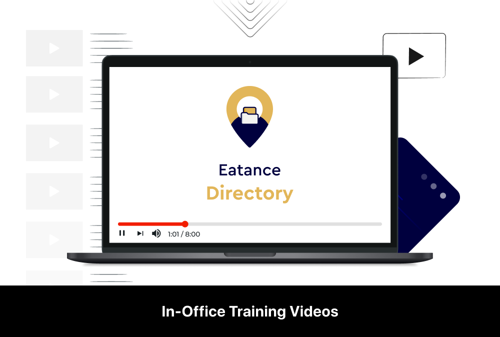 directory app in-office training