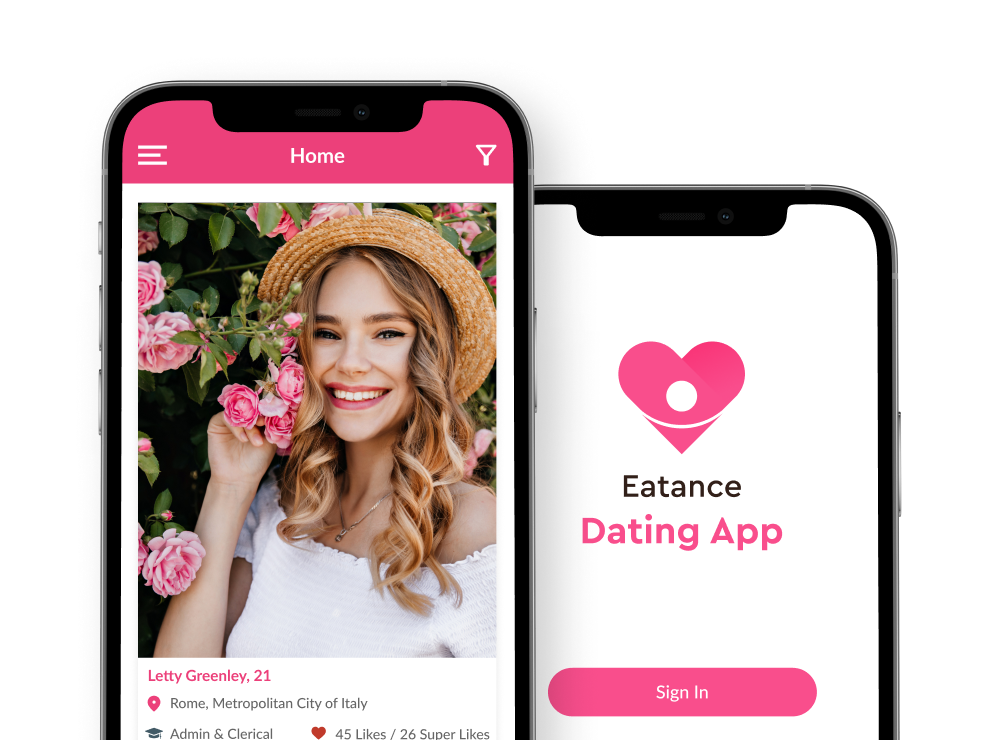 eatance dating app sign in
