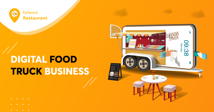 digital food truck business