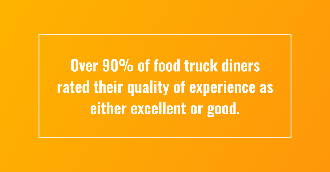food truck diners