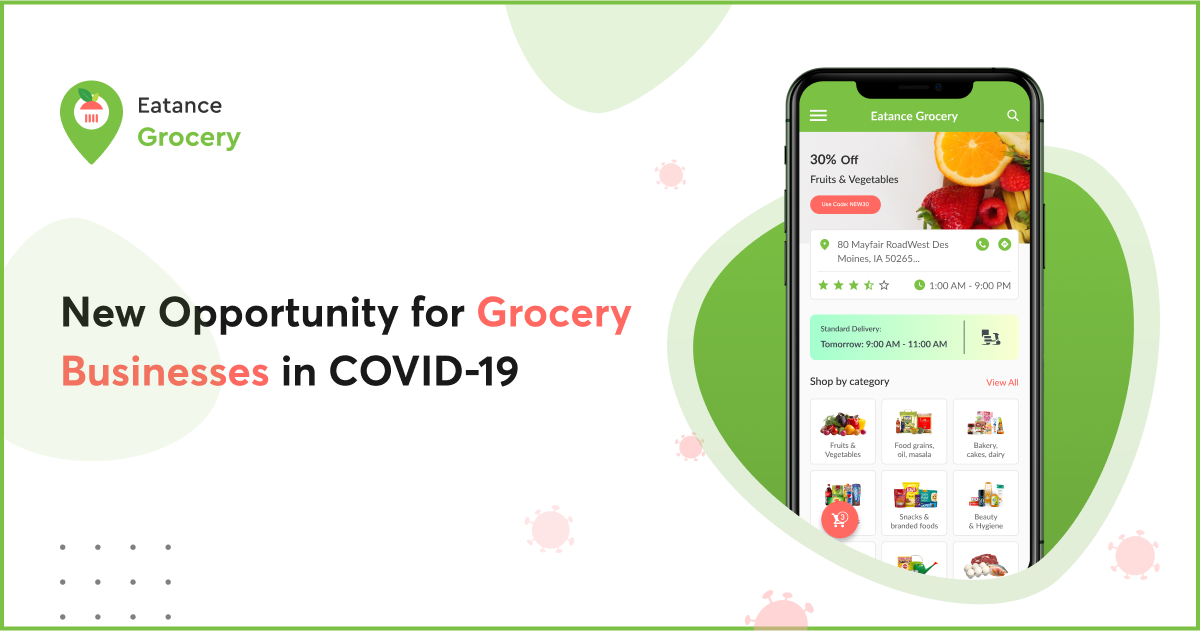 grocery business opportunities