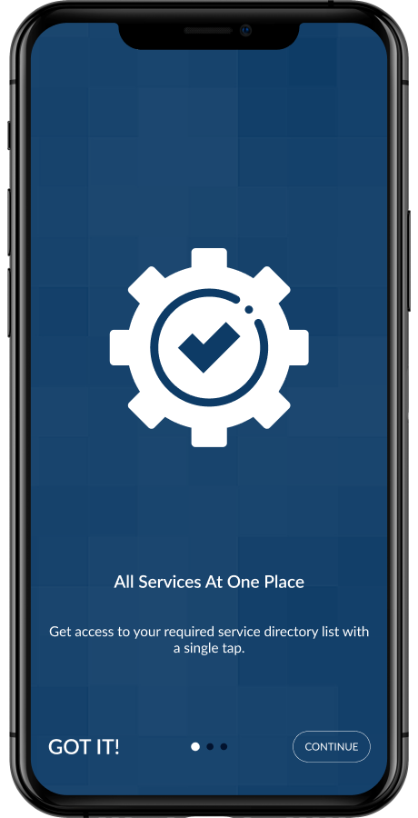 explore online directory app
