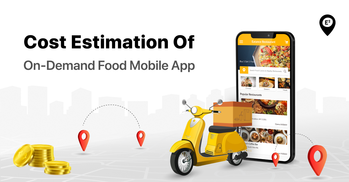 Cost Estimation of On-Demand Food Delivery App
