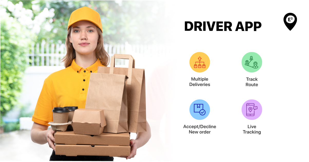 Driver App_ On-Demand Food Delivery App