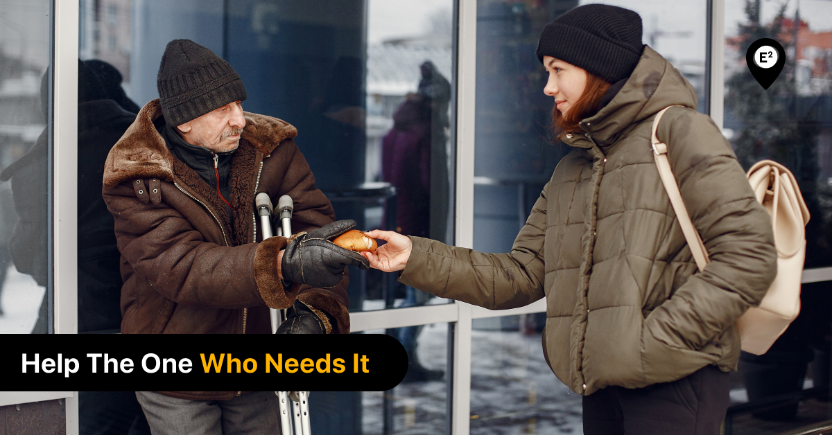 Help The One in Need