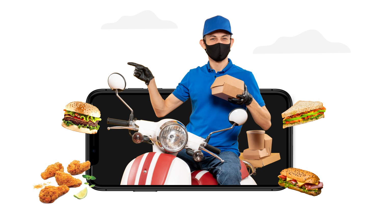 Eatance Delivery App