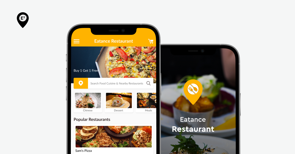 Multi Restaurant Pro, multi vendor food marketplace